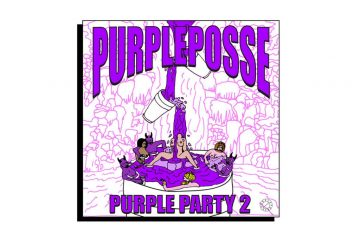 Purple Party 2 artwork