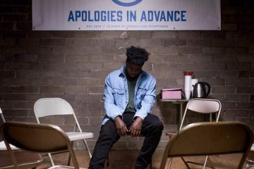 Sylvan LaCue – Apologies In Advance cover