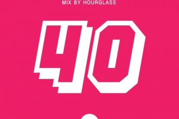 the love below 40 hourglass cover