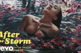Kali Uchis After The Storm artwork