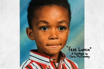 Chris McClenney Free Lunch beat tape