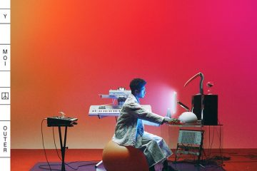 artwork for Toro Y Moi's album 'Outer Peace'