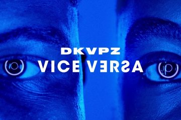DKVPZ vice versa music video artwork