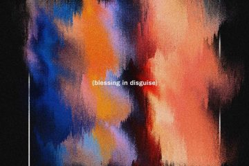 artwork for Elaquent's new album Blessing In Disguise