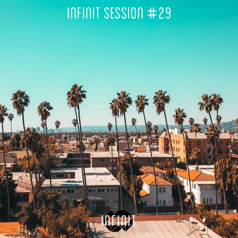 INFINIT Session 29 artwork