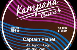 Captain Planet - Classics 4 (EP Stream)