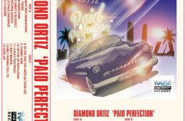 Diamond Ortiz - Paid Perfection (Album Stream)