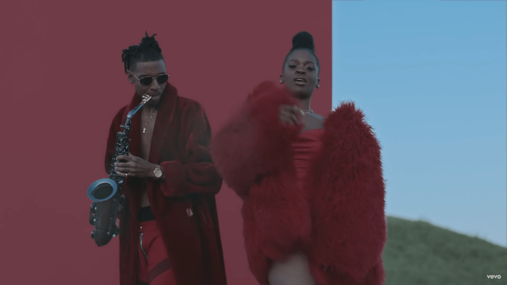 Ari Lennox ft. Masego - Up Late Video