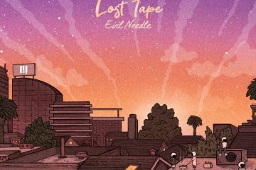 Evil Nedle - Lost Tape EP Stream