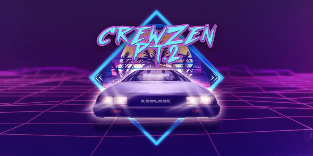 koolade - crewzen 2 album stream