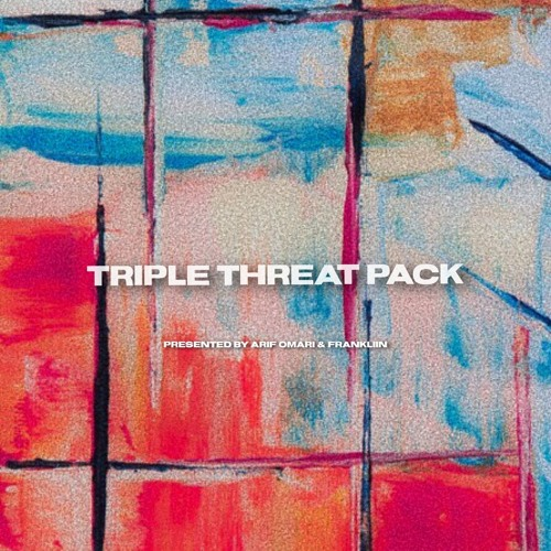 Arfi Omari & Frankliin TRIPLE THREAT PACK