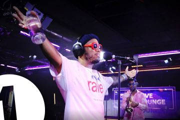Anderson .Paak – Old Town Road in the Live Lounge