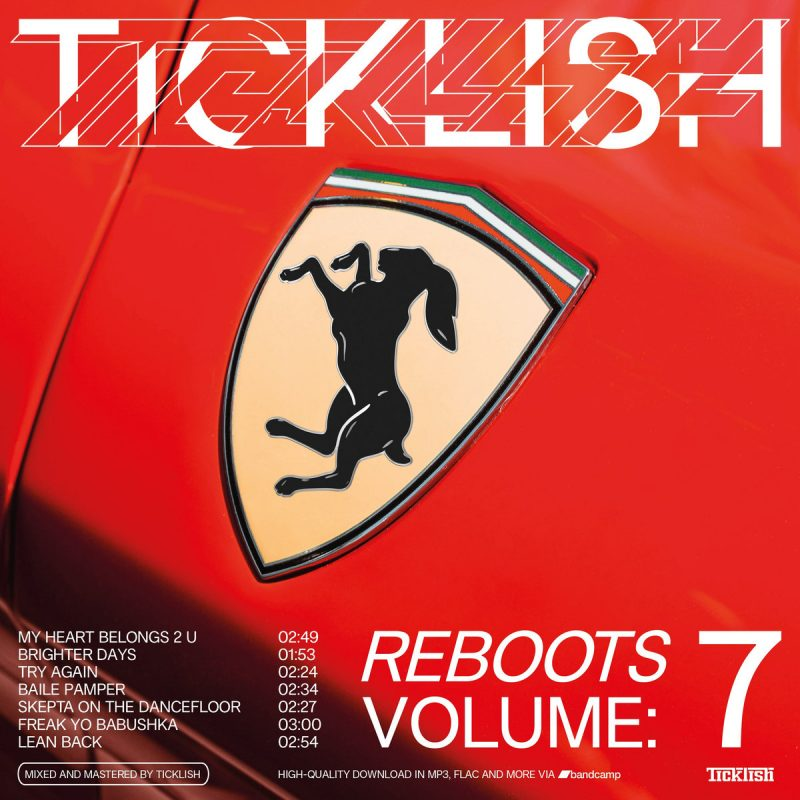 Ticklish Reboots Vol. 7 stream