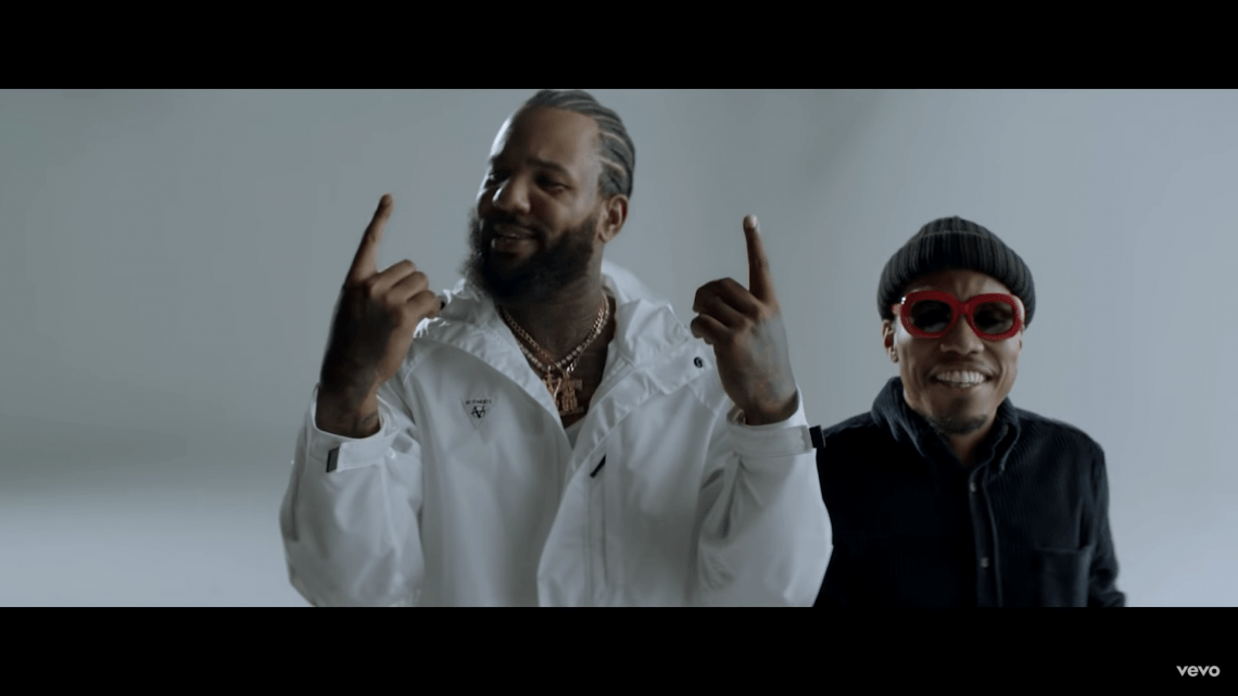 The Game feat. Anderson .Paak Stainless Video