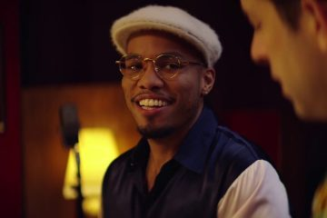 Mark Ronson & Anderson .Paak video