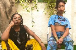 Oshun share visuals for East