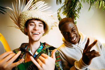 Jacob Collier collaborates with Daniel Caesar for his new single Time Alone With You
