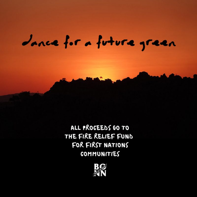 Beats Of No Nation pres. Dance For A Future Green