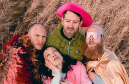 "Little Dragon are back with the brand new single ""Hold On"" & an entire album ""New Me, Same Us"""