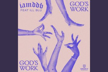 "IAMDDB shares new single ""God's Work"" feat. producer-duo iLL BLU"