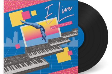 "E. Live drops funky debut EP ""Boogie For Life"""
