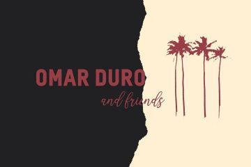 "Omar Duro dropped his new edit-pack ""Omar Duro and friends"""