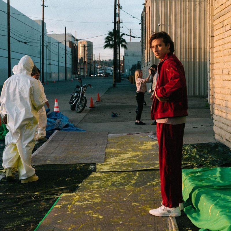 "Flume teams up with Toro y Moi for the DnB infused new single ""The Difference"""