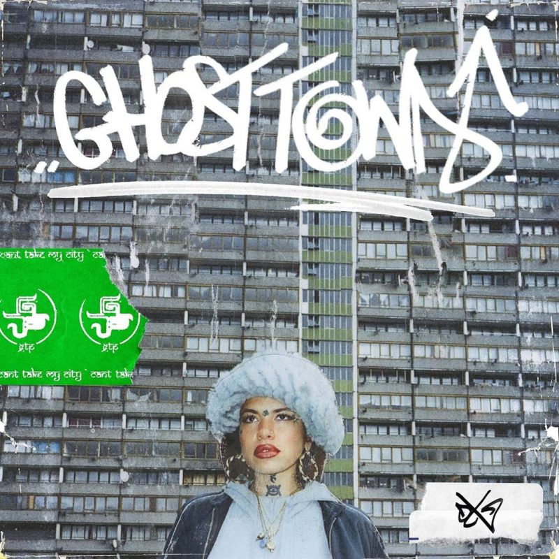 "UK singer Greentea Peng shares new single and visuals ""Ghost Town"""