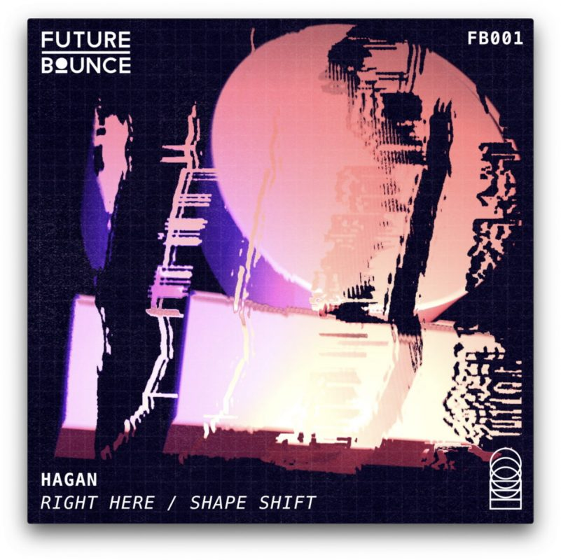 """Hagan drops two new club tracks """"Right Here"""" and """"Shape Shift"""""""