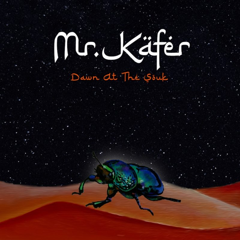 "Mr. Käfer reflects on his musical roots with new single ""Dawn At The Souk"""