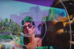 "Mndsgn &Sofie drop visuals for collaborative tune ""Abeja"""