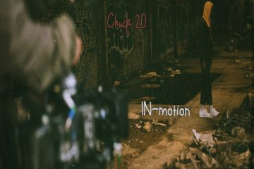 "London artist Chuck 20 shares new tape ""IN​-​motion"""