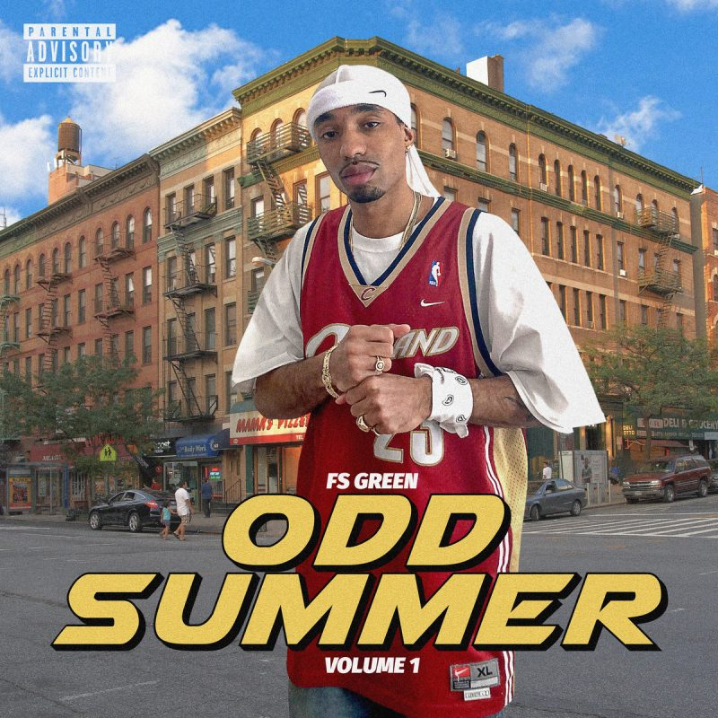 """FS Green pays homage to 00 R&B, Hiphop & Dancehall  with new edit-pack """"Odd Summer"""""""