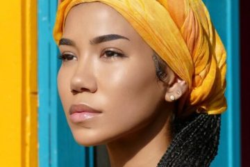 "Jhené Aiko delivers her new album ""Chilombo"""