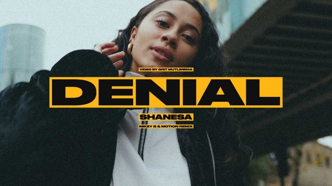 """Shanesa's slow jam """"Denial"""" received a UKG treatment by Mikey B & Motion"""