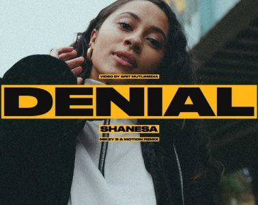 "Shanesa's slow jam ""Denial"" received a UKG treatment by Mikey B & Motion"