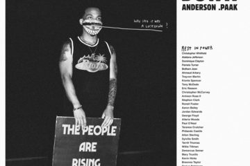 "Listen to Anderson .Paak's new protest song ""Lockdown"""
