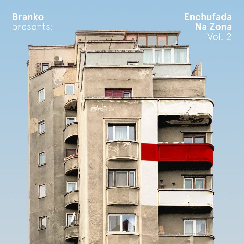 "Branko presents ""Enchufada Na Zona Vol​.​2"" w/ DKVPZ, Hagan, PEDRO, Gafacci & more"