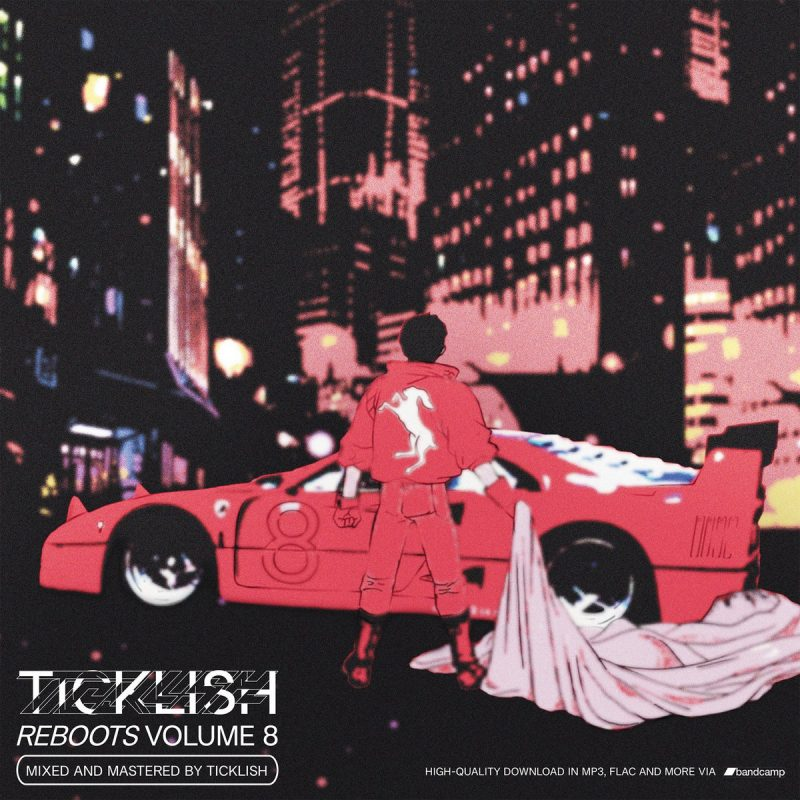 "Ticklish drops some new heat in form of ""Reboots Vol. 8"""