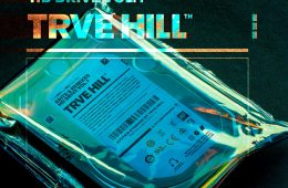 "TRVE HILL shares his first official edit-pack ""HD Drive Vol​.​1 / edits & remixes"""