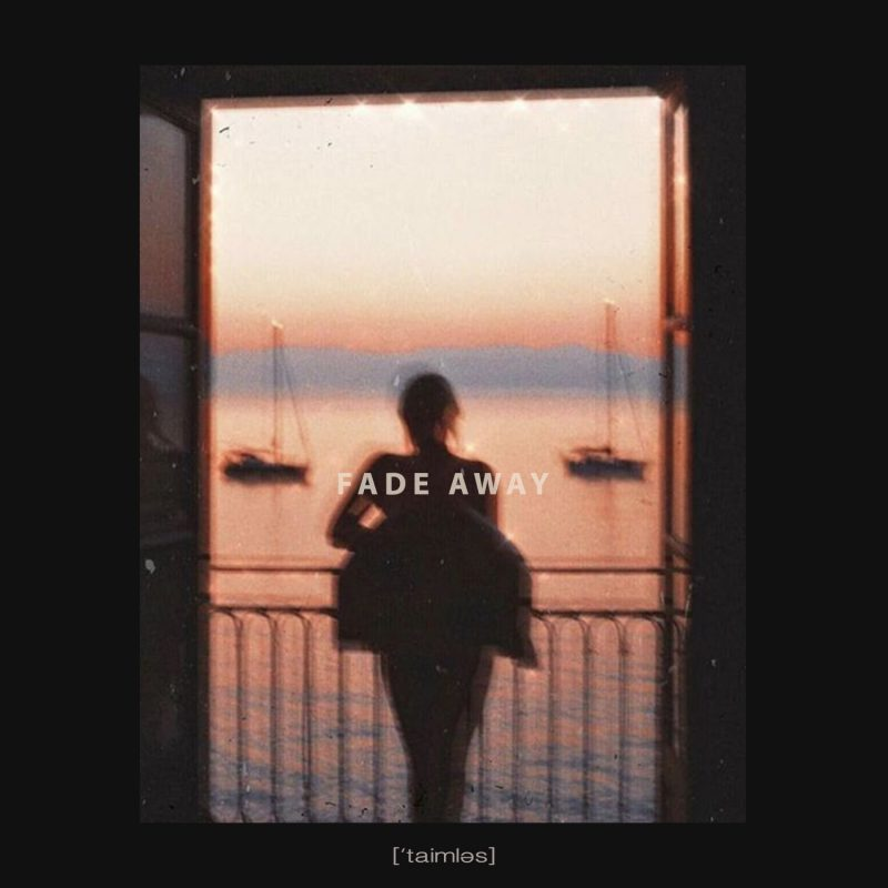 """Listen to """"FADE AWAY"""", the new EP by Taimles"""