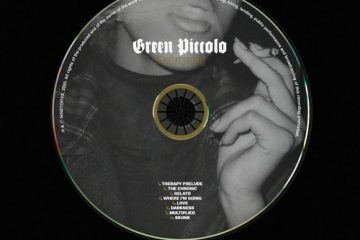 """GREEN PICCOLO joins Ninetofive for the release of his """"Reefertape"""" EP"""