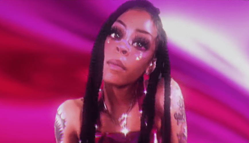 """Rico Nasty drops new catchy single """"Iphone"""" off of her upcoming album """"Nightmare Vacation"""""""