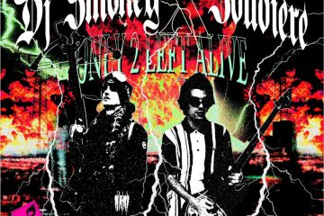 "SOUDIERE & DJ SMOKEY link up for collaborative album ""ONLY 2 LEFT ALIVE"""