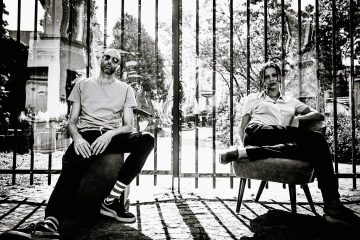 "Trip Hop duo A/T/O/S returns with new single ""braindamage"""