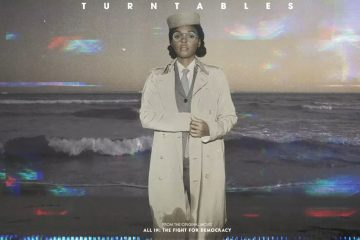 "Janelle Monáe shares new song ""Turntables"""