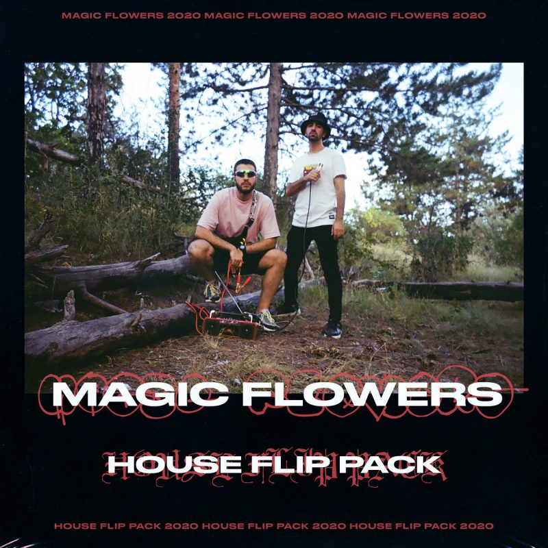 """Producer duo Magic Flowers share """"HOUSE FLIP PACK"""""""