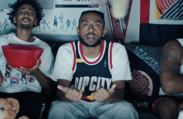 "Aminé returns with visuals for ""Woodlawn"" off of his recent album ""Limbo"""