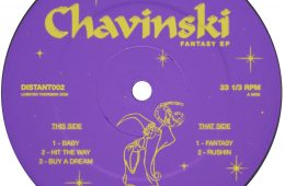 "Chavinski's ""Fantasy EP"" takes us on a bass-heavy mystical journey"