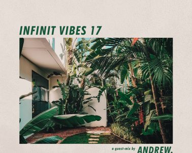 INFINIT VIBES 17 - A guest-mix by ANDREW.